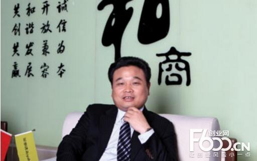 荣事达董事长潘保春