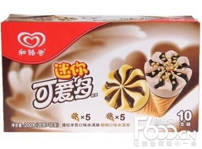 可爱多冰淇淋是你的致富首选