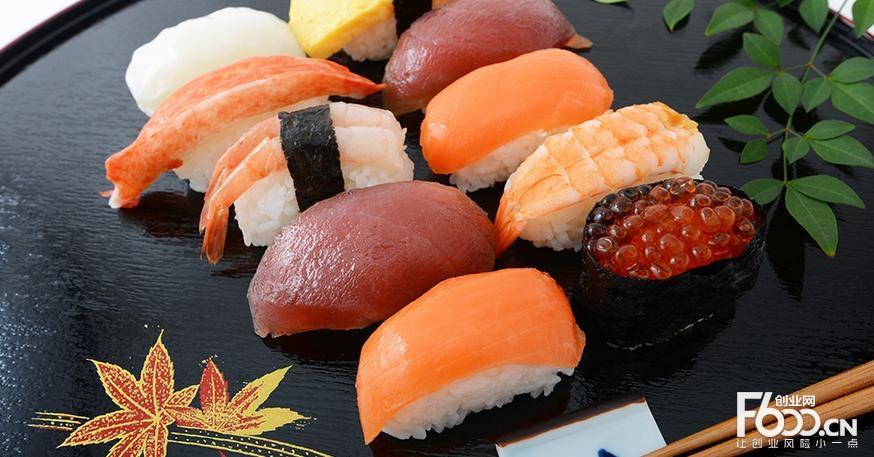 森道寿司加盟