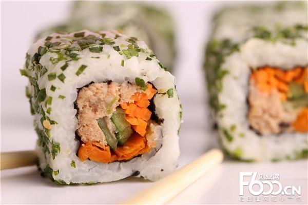 宫创意寿司