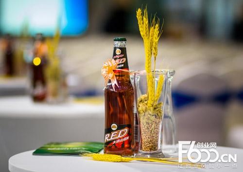 大梁山啤酒图片