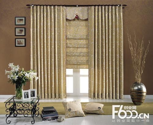 皇庭窗帘图片