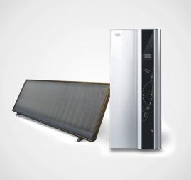 韩国现代空气能热水器