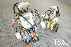 迪瓦机器人教育