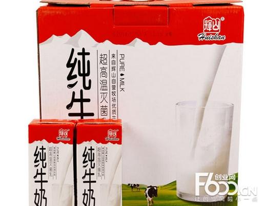 辉山牛奶加盟