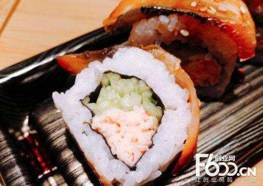 航长寿司料理加盟