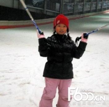 雪乐山滑雪