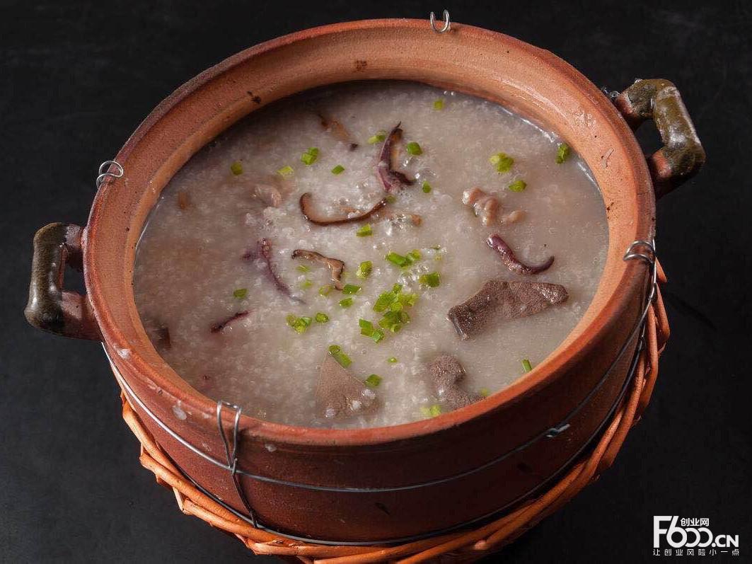 粤仔湾砂锅粥加盟