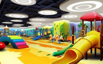 开心哈乐儿童乐园图片
