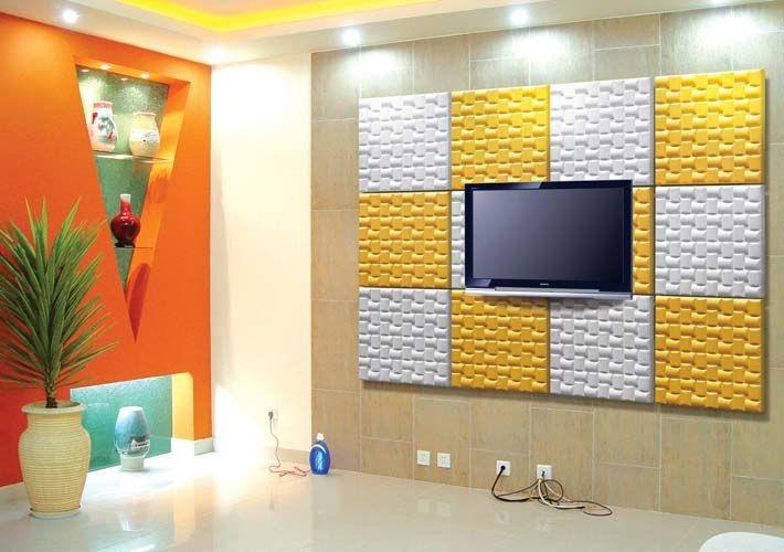 家标3D背景墙