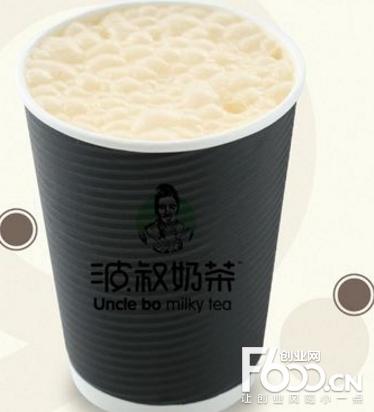 波叔奶茶加盟