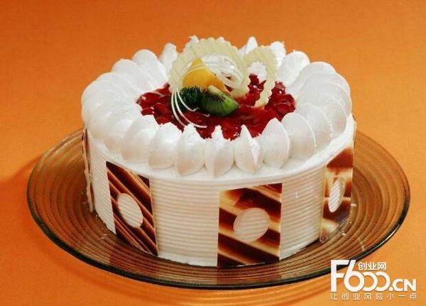 花园五月田蛋糕