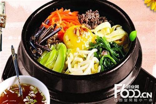 七先生石锅拌饭图片