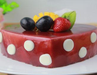 幸福起点蛋糕
