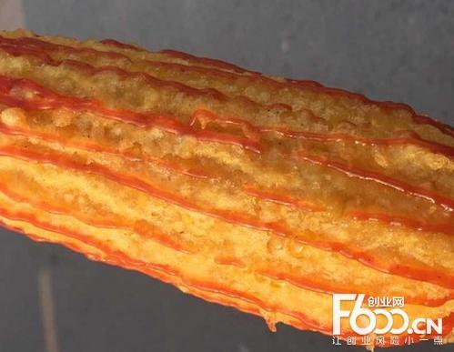 玉蜀黍脆皮玉米