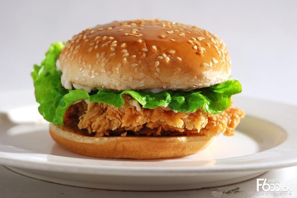 龙卷丰汉堡炸鸡