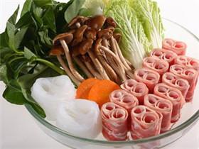 四海香火锅-涮菜