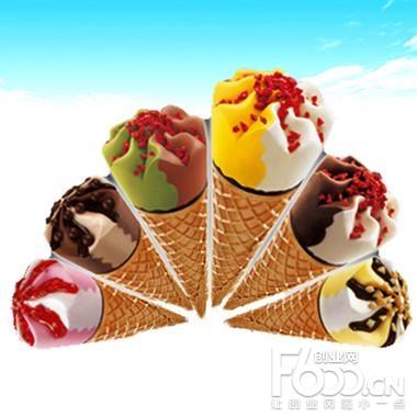 可爱多冰淇淋加盟怎么样?更多优势让致富更轻松