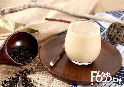 棠小唐奶茶加盟