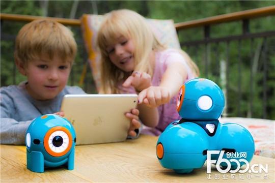 欧趴机器人教育加盟