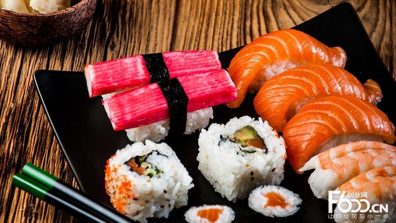 樂寿司加盟