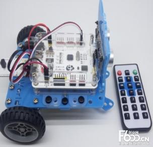 第二课堂机器人教育