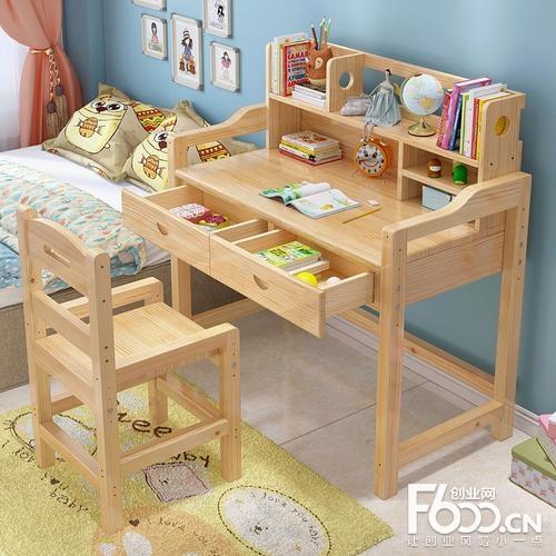 爱果乐儿童学习桌
