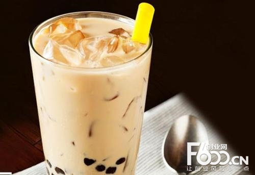 欧页奶茶图片