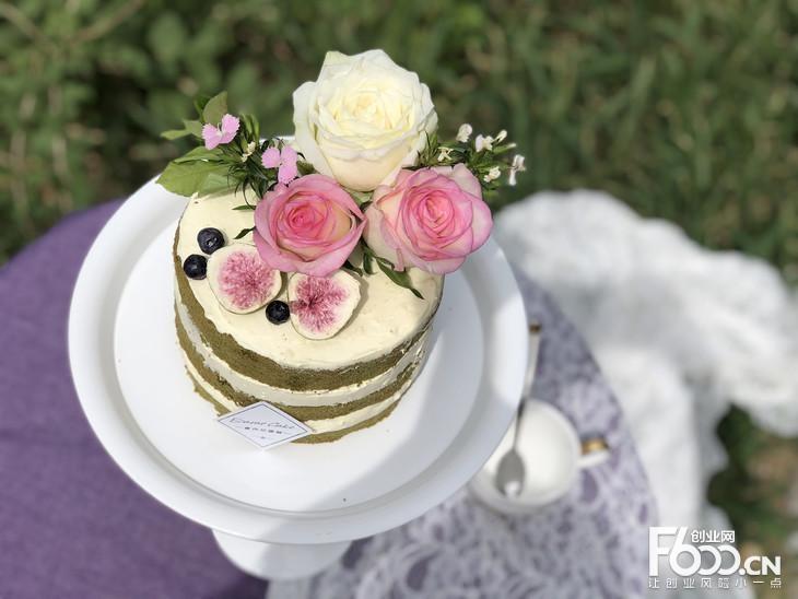 玫瑰谷蛋糕