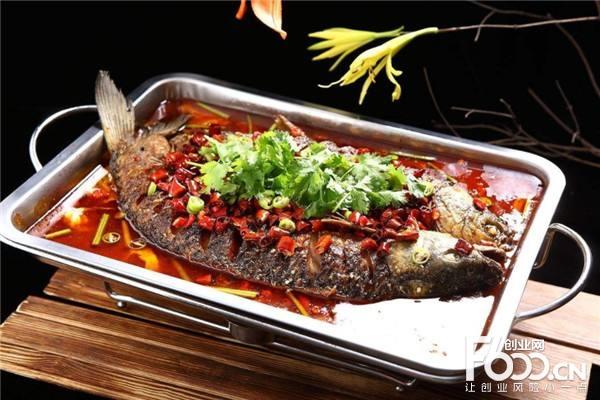 鱼火火烤鱼图片