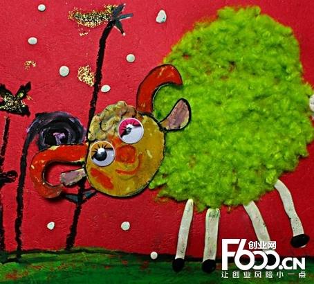 小央美儿童美术图片