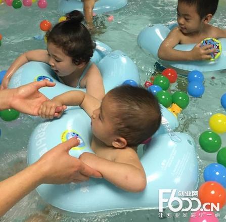 香港3861婴幼儿游泳馆加盟