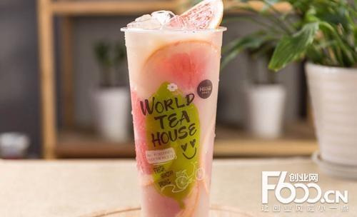 世界茶饮图片