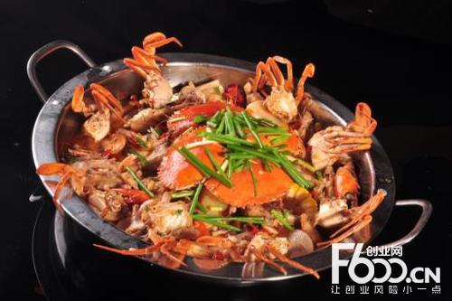 海里货肉蟹煲