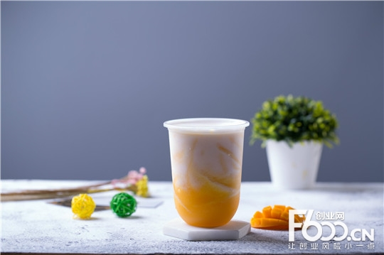 仙奶堂奶茶加盟