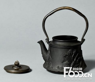 渡和堂铁壶
