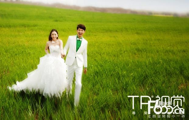 tp视觉婚纱摄影