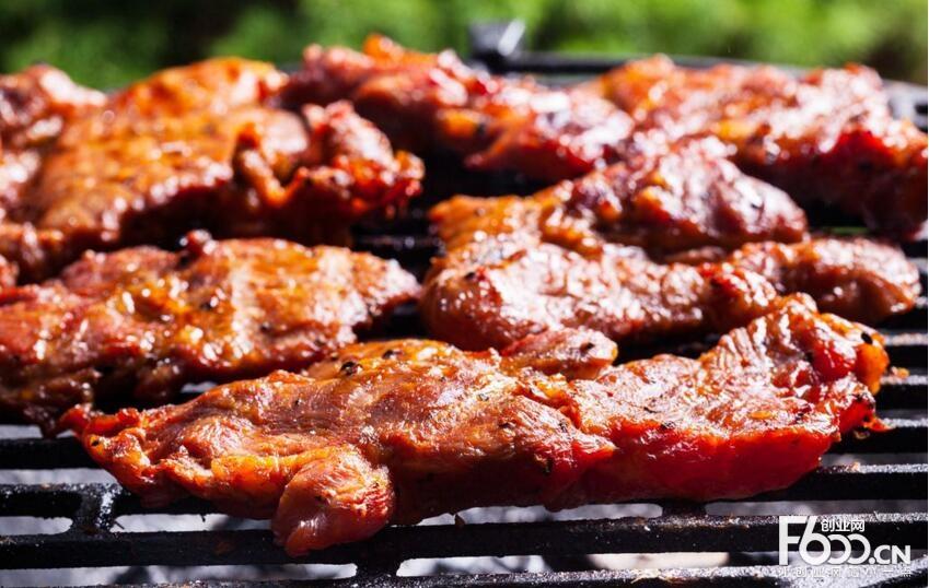 小杨烤肉图片