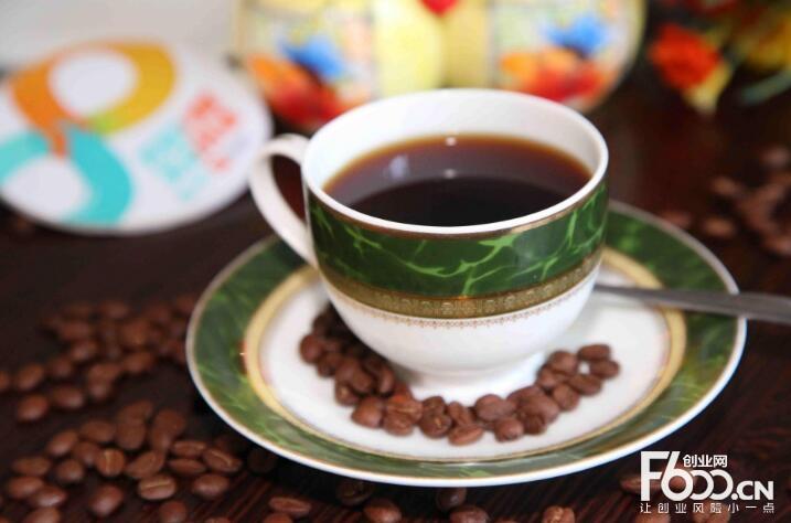 金帝咖啡加盟