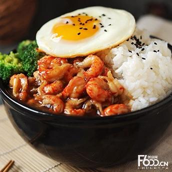 虾米东西龙虾饭