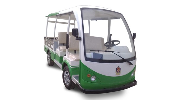 朗晴电动车提供店面设计