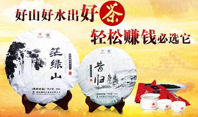 澜沧江原生茶