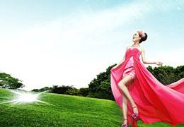红颜佳人婚纱礼服