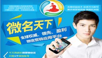 微名天下微营销平台