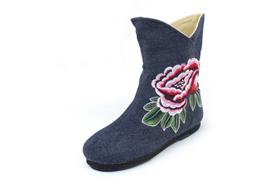 海蓝梅香老北京布鞋