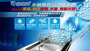 保食安水触媒食品净化水槽