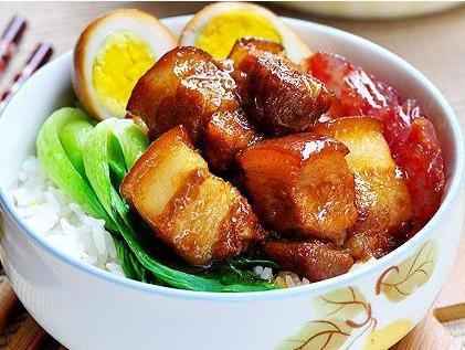 刘哥卤肉饭