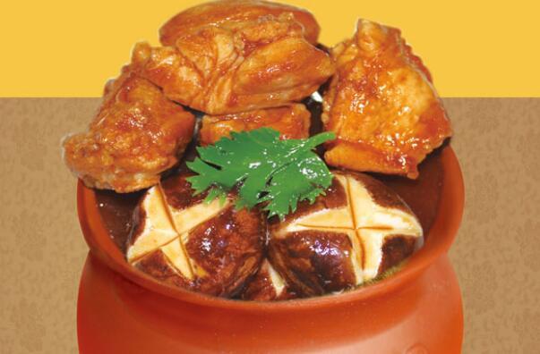 汇鲜坊中式餐饮加盟