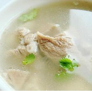 廖世羊肉汤
