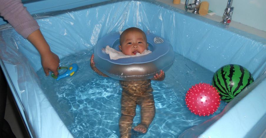 CS婴儿游泳馆加盟